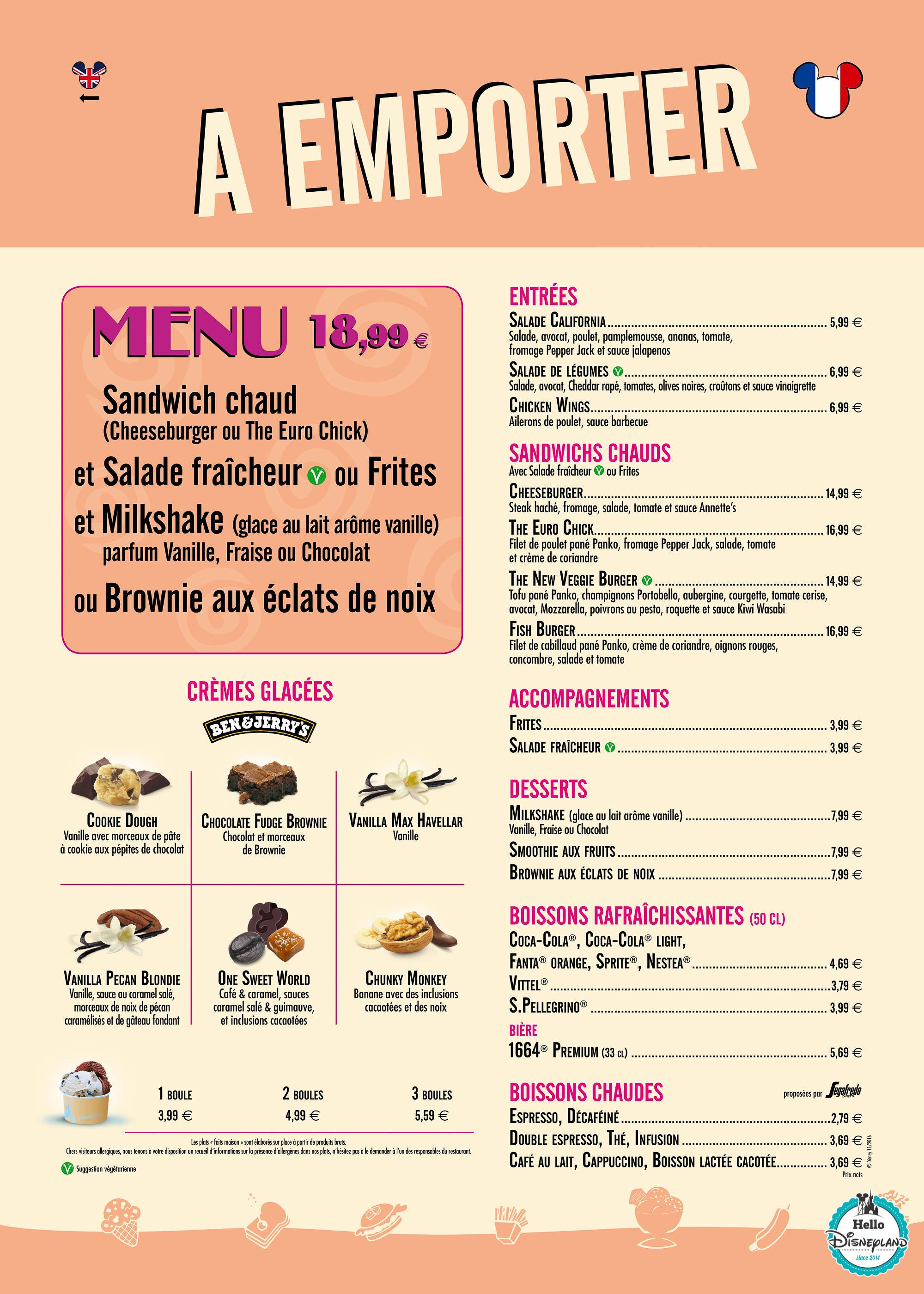 Mars Resort And Restaurant Menu