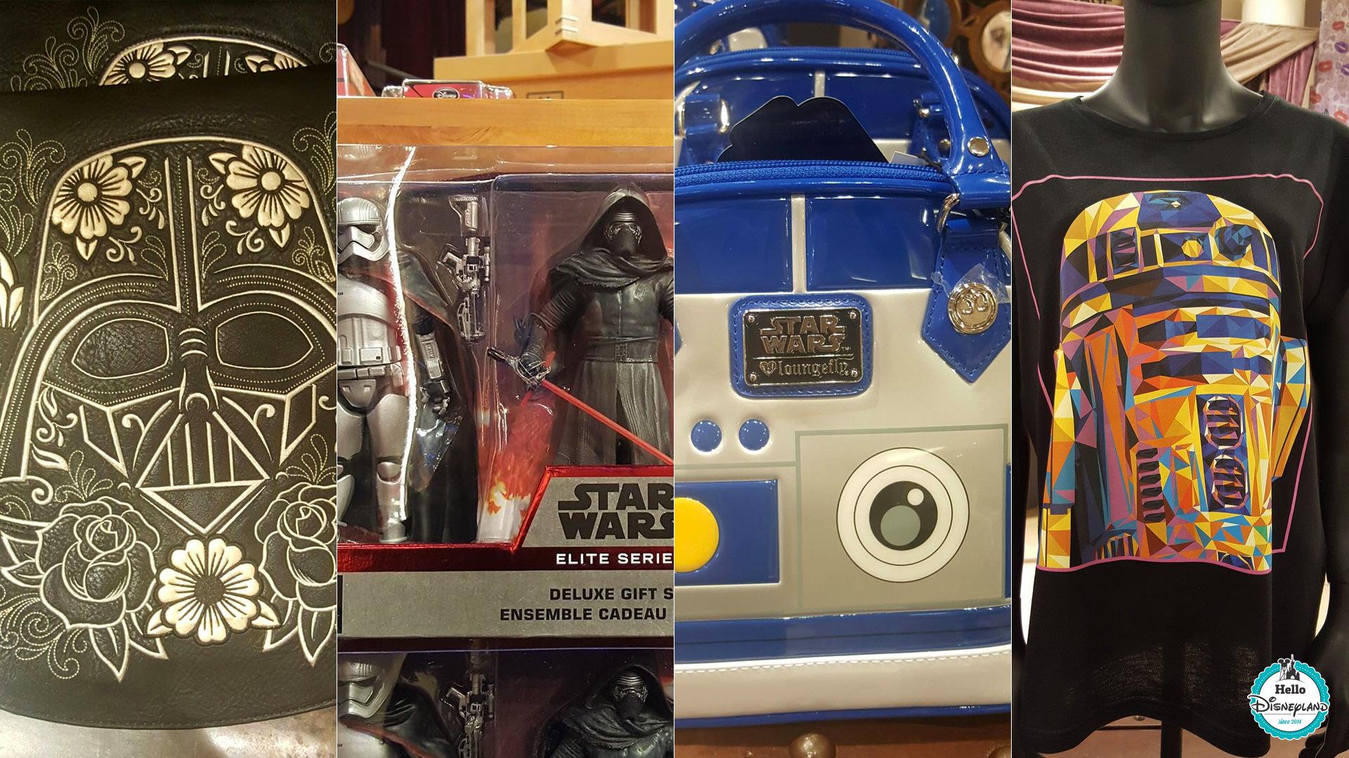 Star Wars Saison de la Force 2017 Disneyland Paris