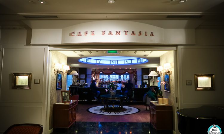 Cafe Fantasia - Disneyland Paris