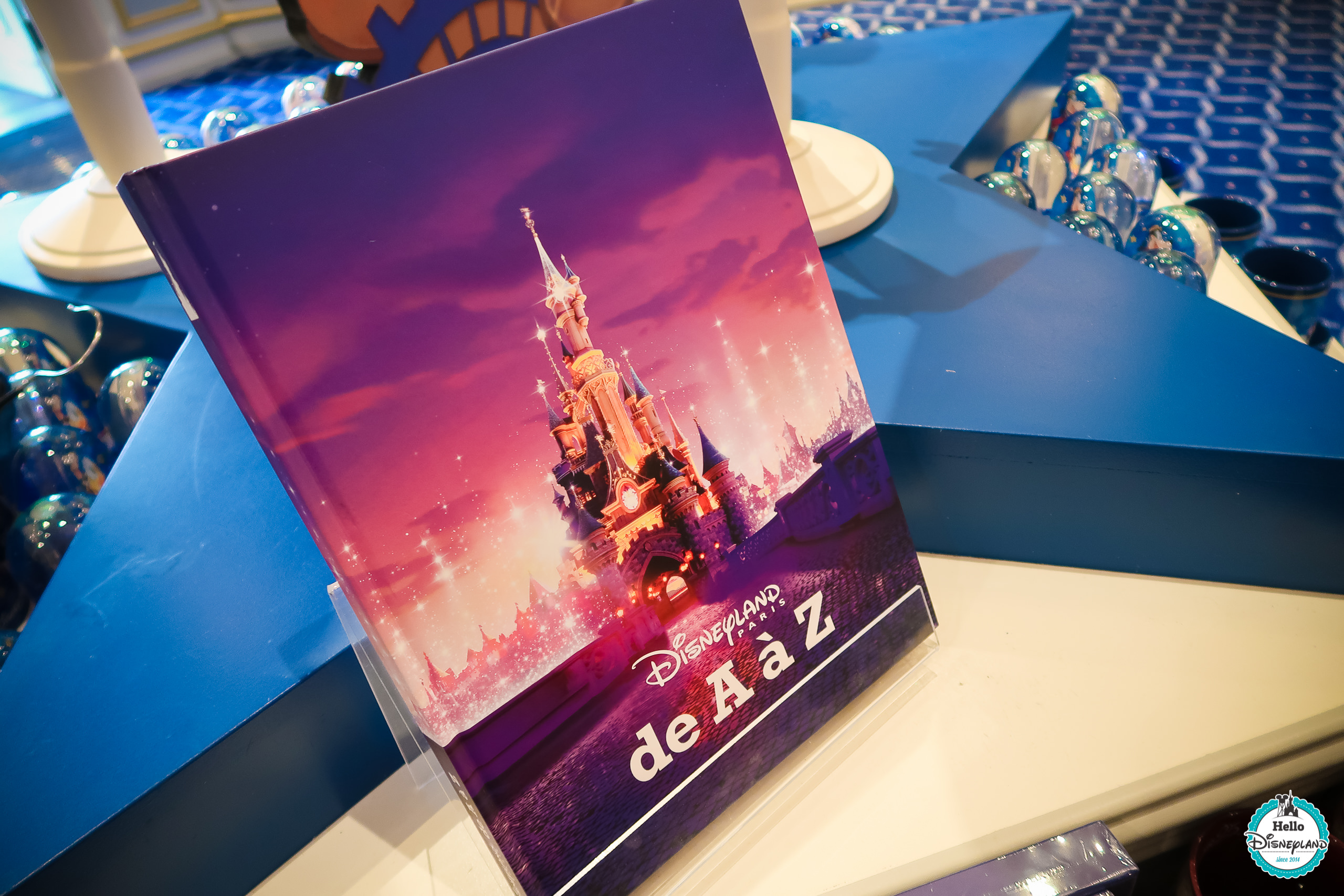 livre 25 ans - Disneyland Paris / Disneyland Paris 25th