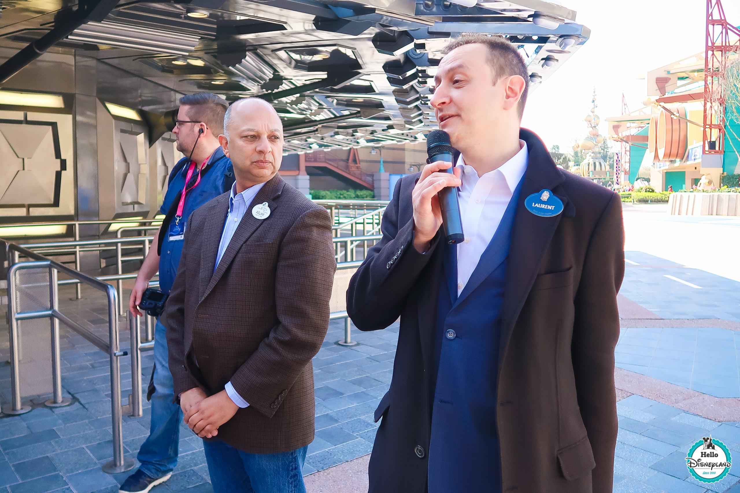 Hello Disneyland Press Event 25 ans - Disneyland Paris