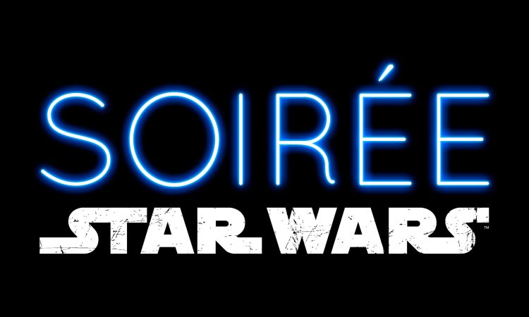Soirée Star Wars Night 2017 Disneyland Paris
