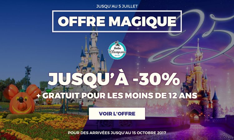 vente privee diseyland vente flash promotions halloween 2017