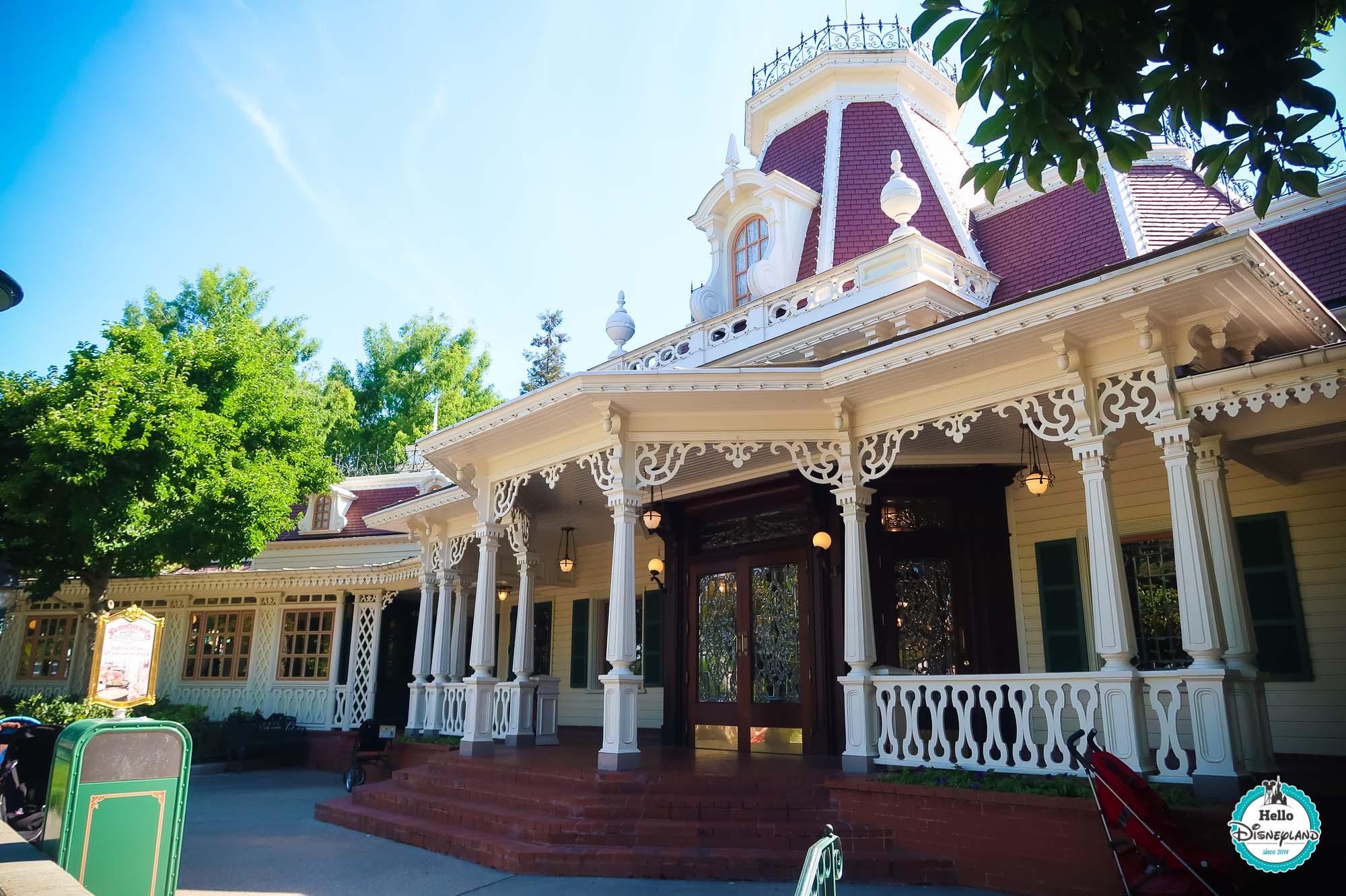 The Garden Cafe Disney