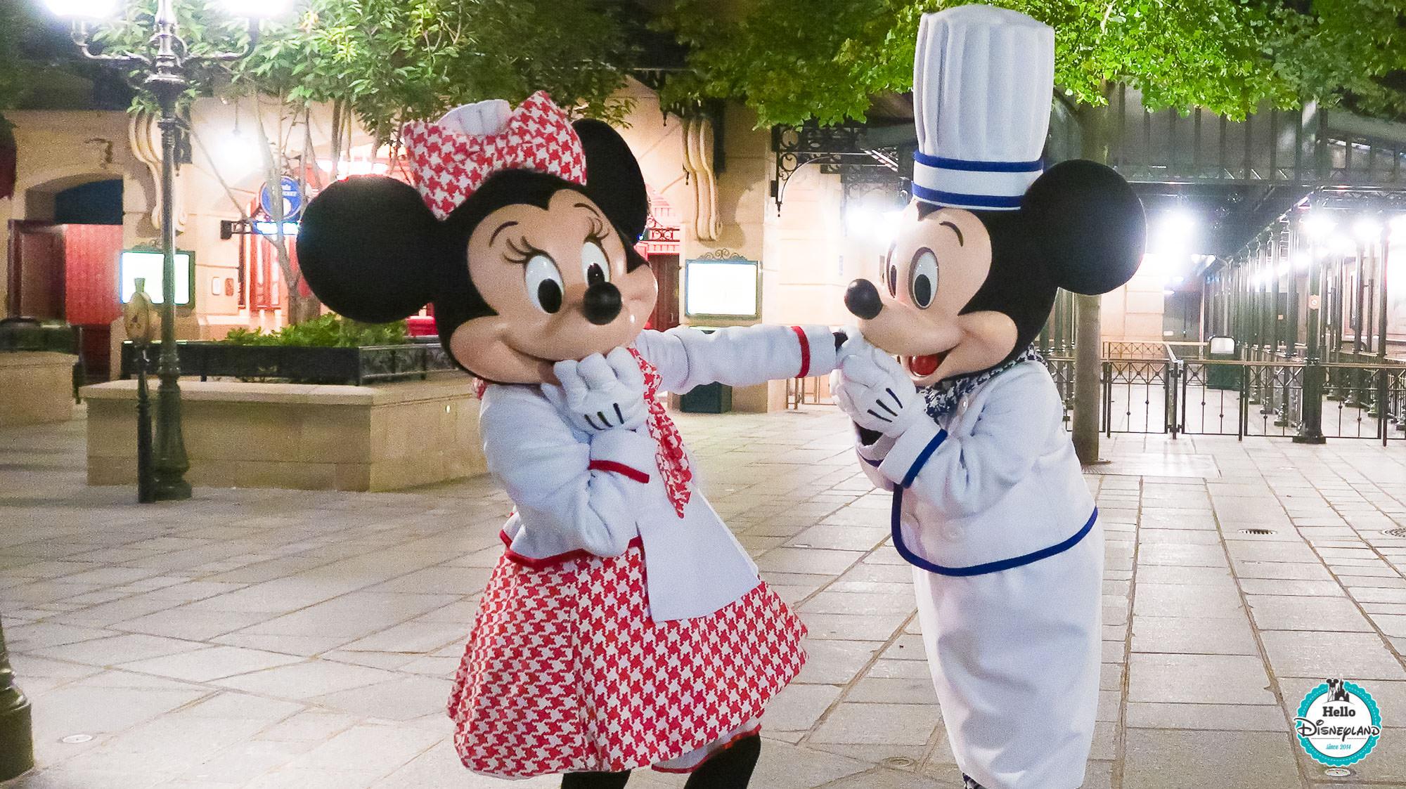 le Rendez-Vous Gourmand de Disneyland Paris
