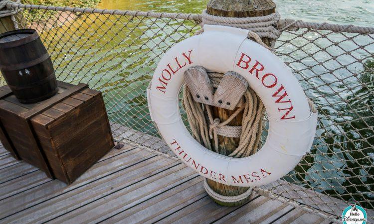 Thunder Mesa Riverboat Landing Molly Brown