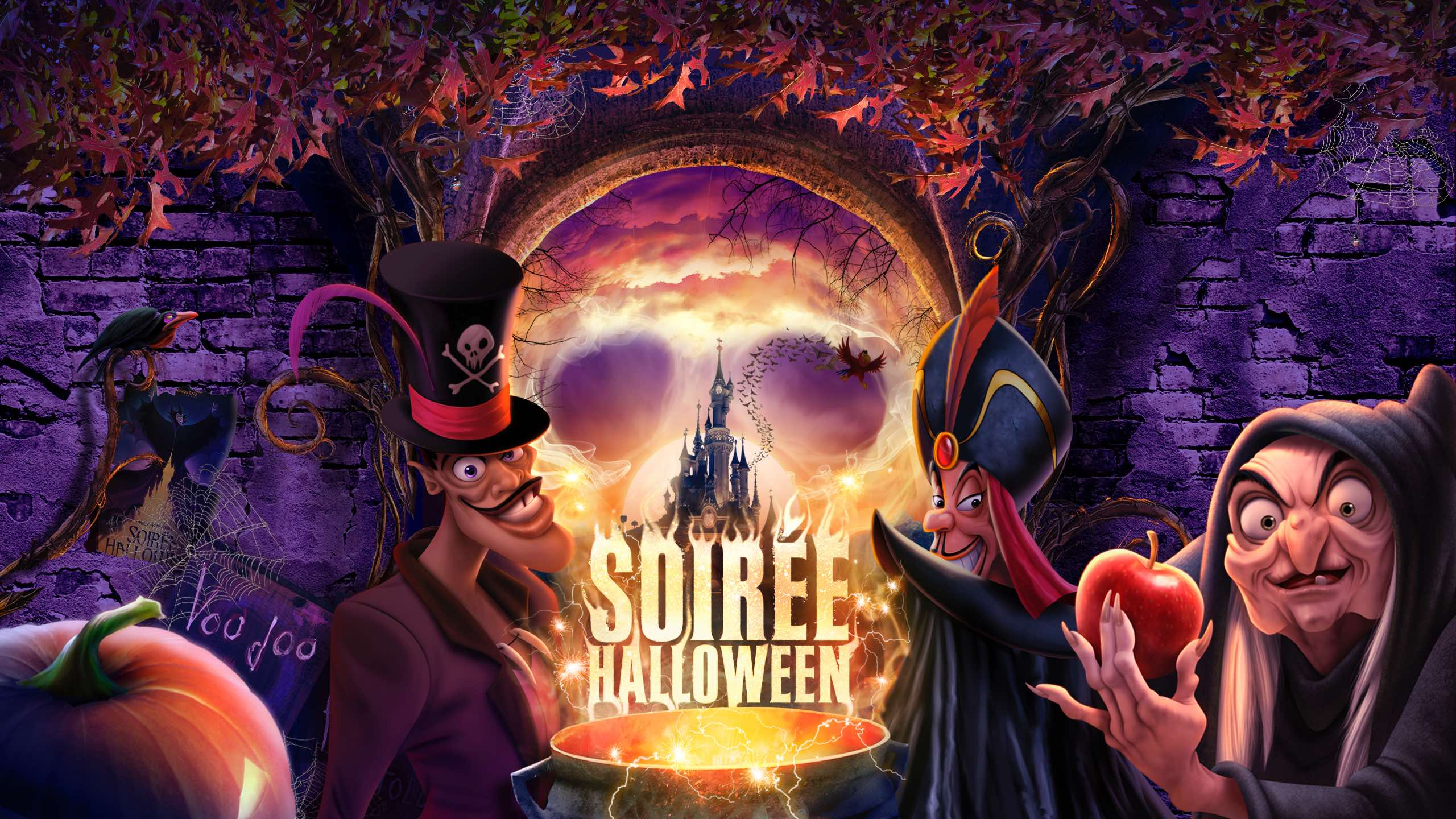 Hello disneyland le blog n 1 sur disneyland paris - Image de halloween ...