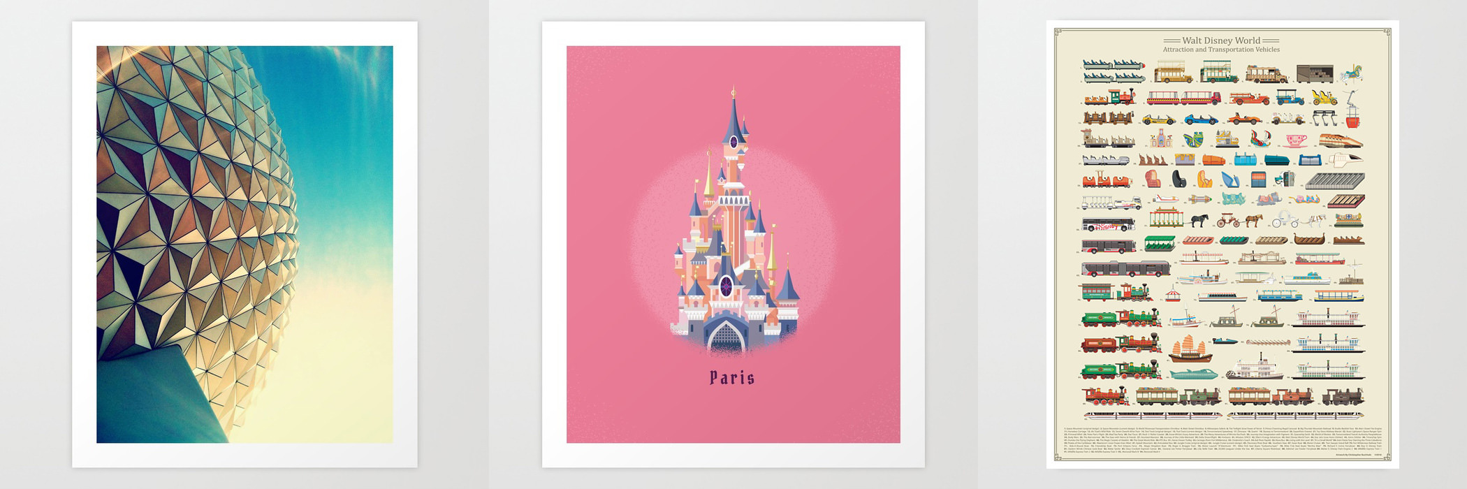 DISNEY ART HYPE