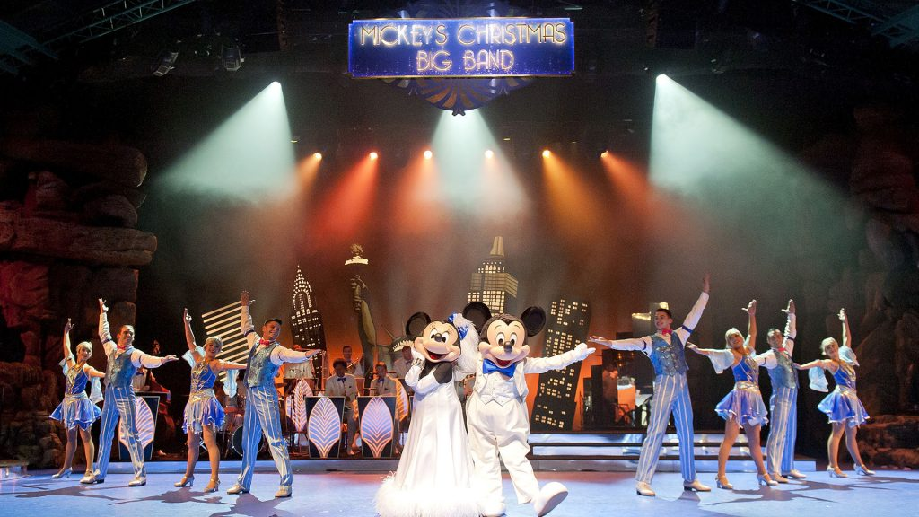 MICKEY BIG BAND