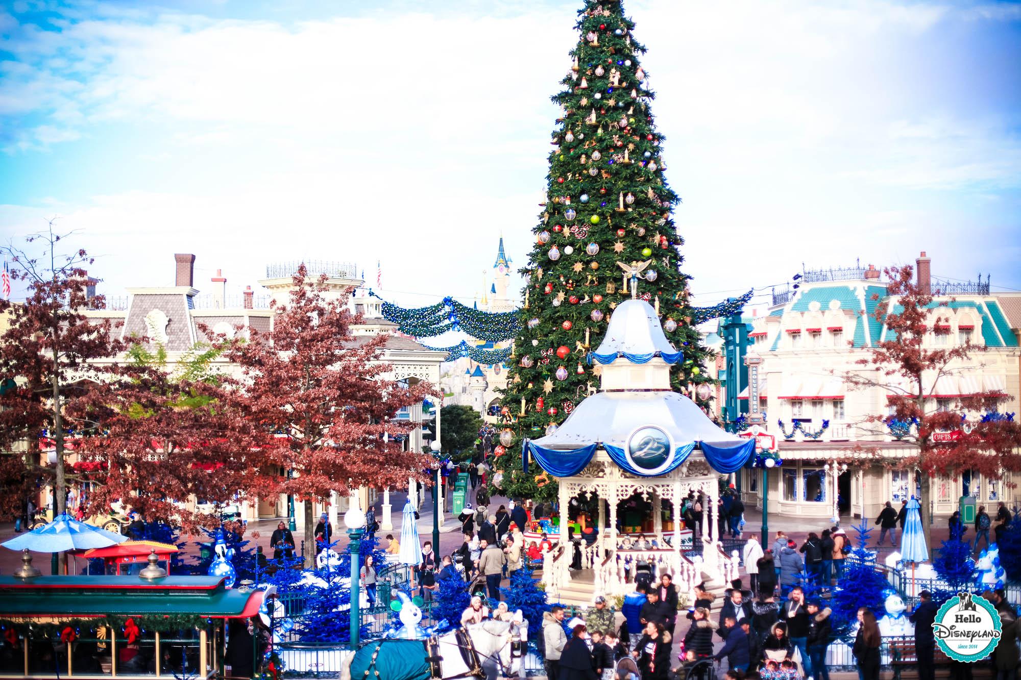 Hello disneyland le blog n 1 sur disneyland paris no l - Disneyland paris noel 2017 ...
