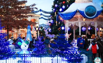 Noel 2017 - Disneyland Paris