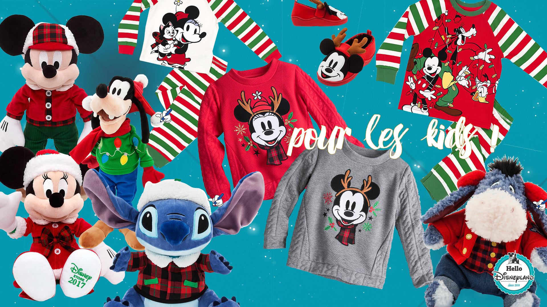 selections pour enfants noel disney - Chaussette De Noel Disney