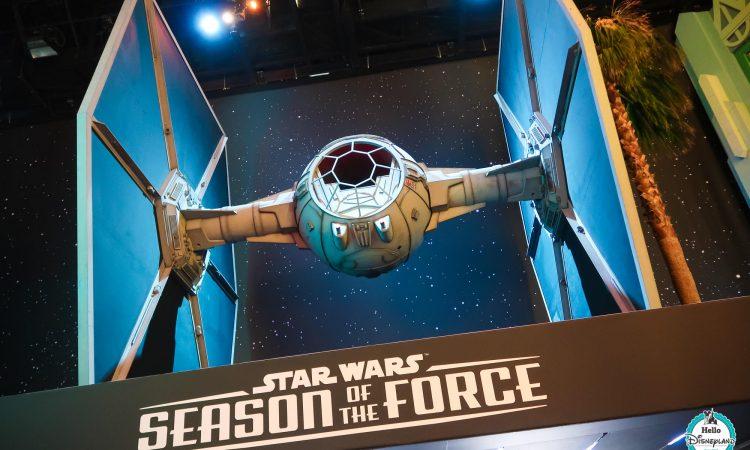 Saison de la Force 2018 - Disneyland Paris