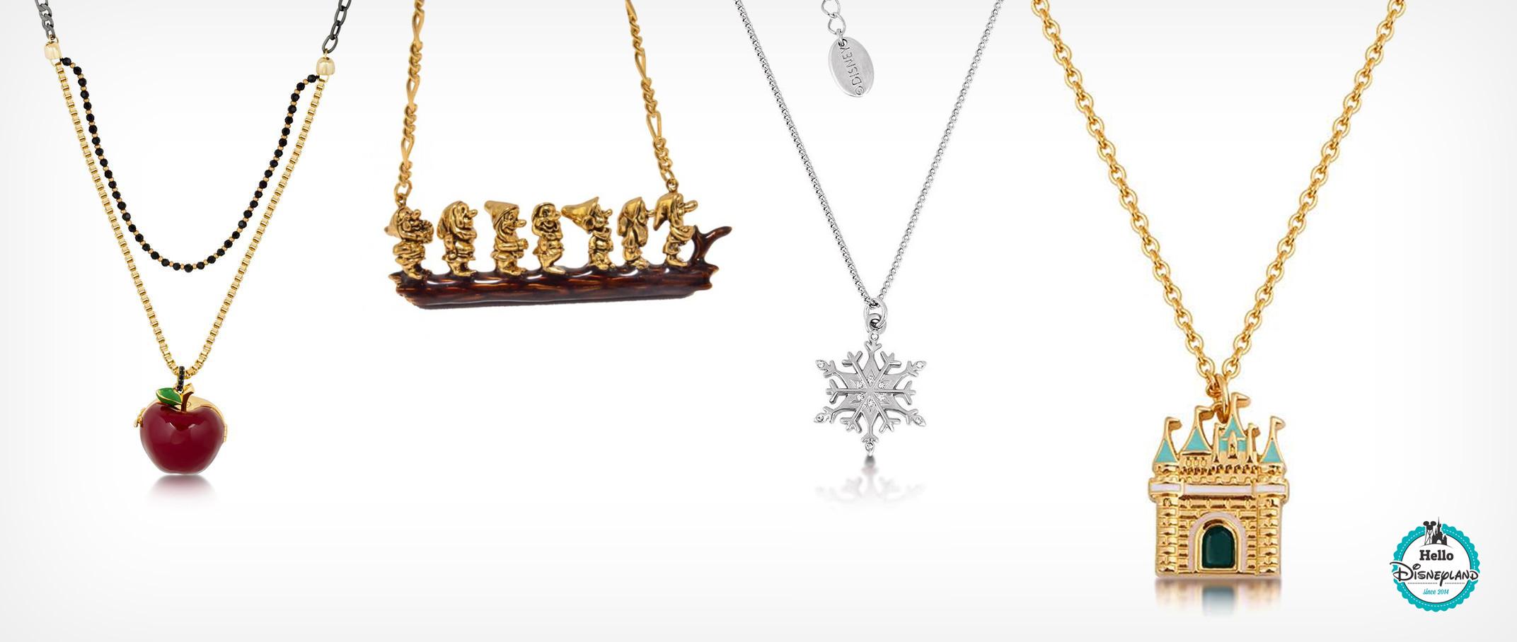 COUTURE KINGDOM Les bijoux Disney
