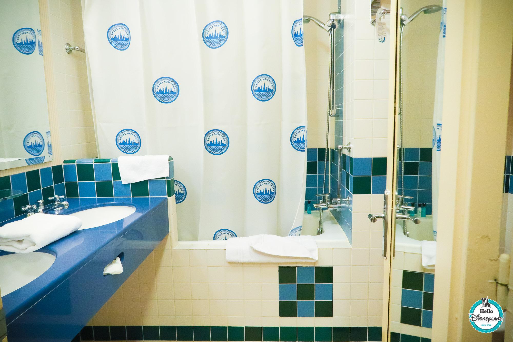 New York Hotel - Disneyland Paris