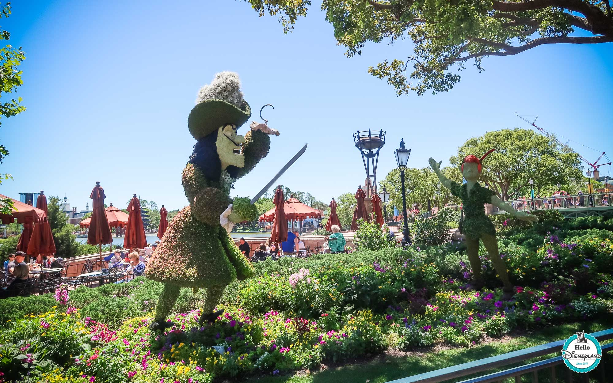 Epcot Flower and Garden Festival