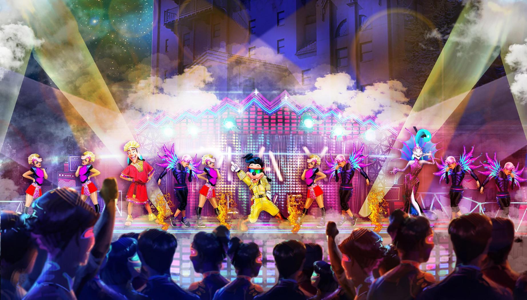 Soirée FanDaze Disneyland Paris 2018