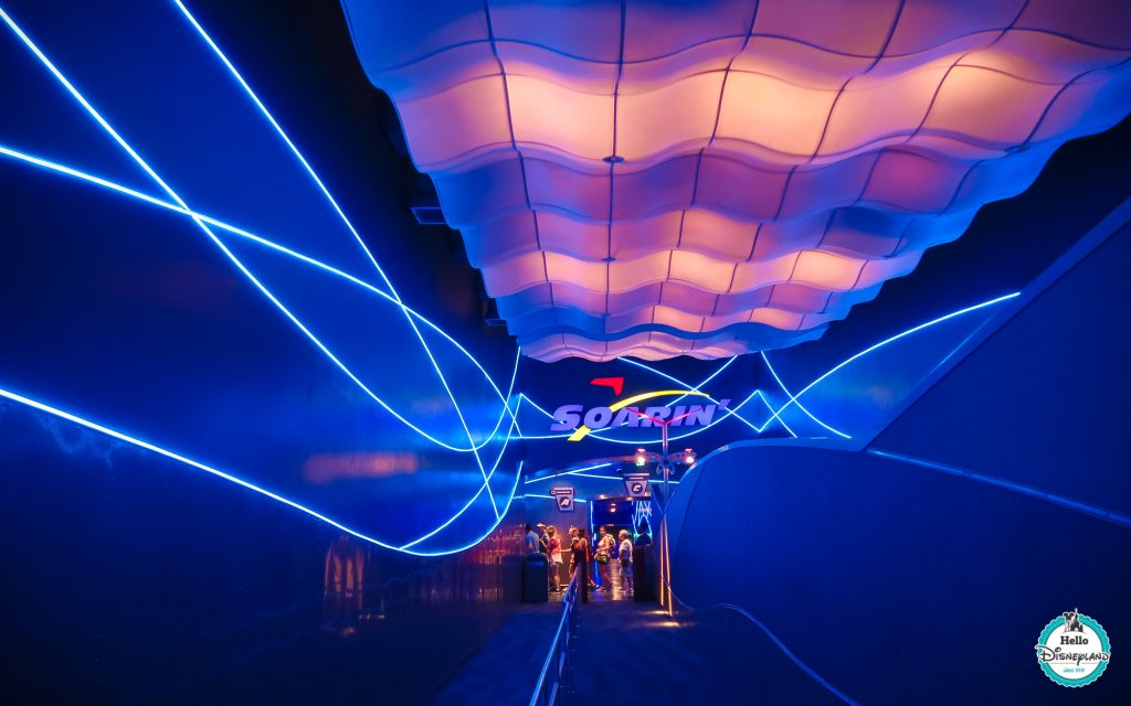 Soarin Epcot - Walt Disney World-7