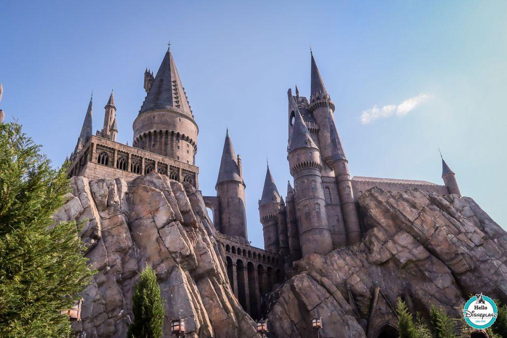 The Wizarding World of Harry Potter : Hogsmeade / Hogwarts