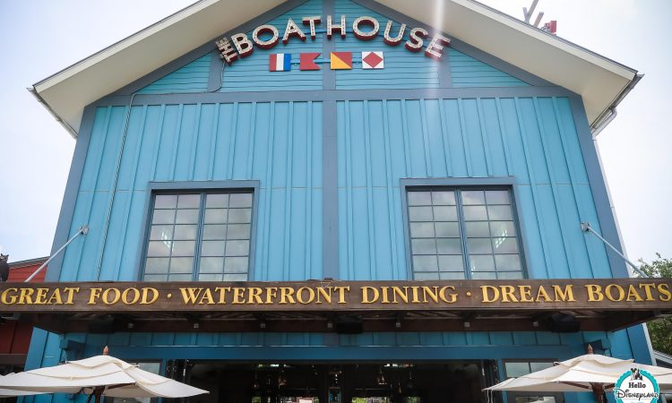 The Boathouse à Disney Springs
