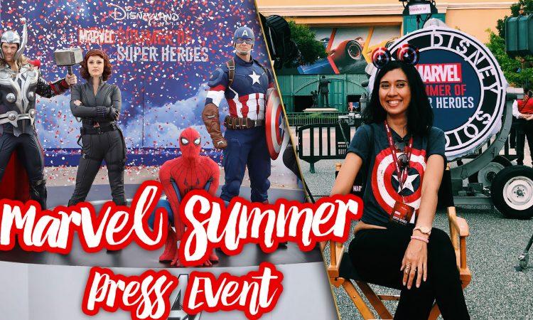 Vlog Press Event Disneyland paris