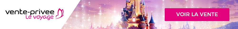 Vente privée Disneyland Paris, promos et bons plans