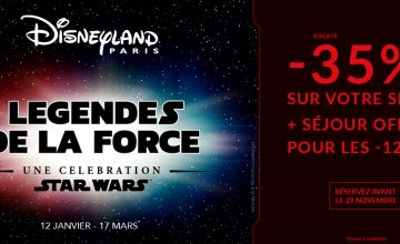 promos disneyland paris bons plans star wars 2019