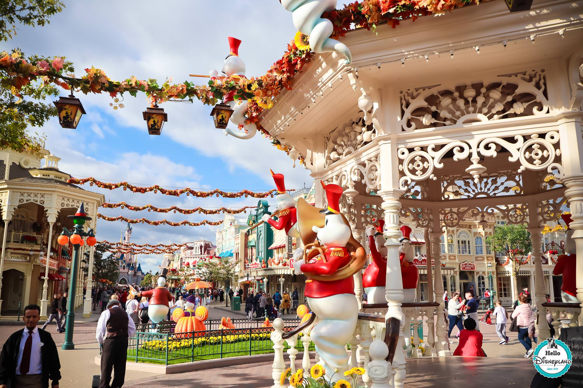 Halloween 2018 - Disneyland Paris-17
