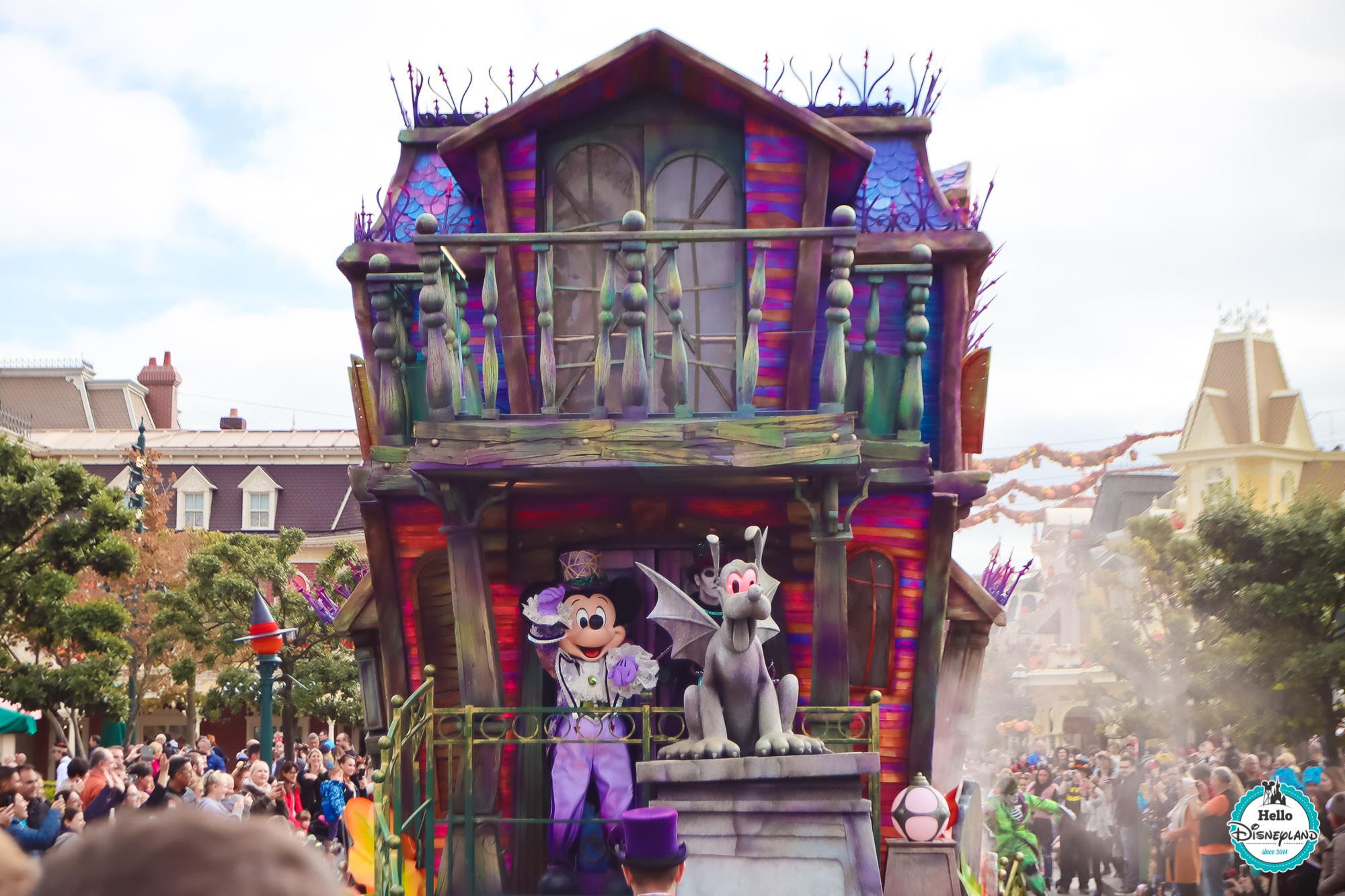 Halloween 2018 - Disneyland Paris-8