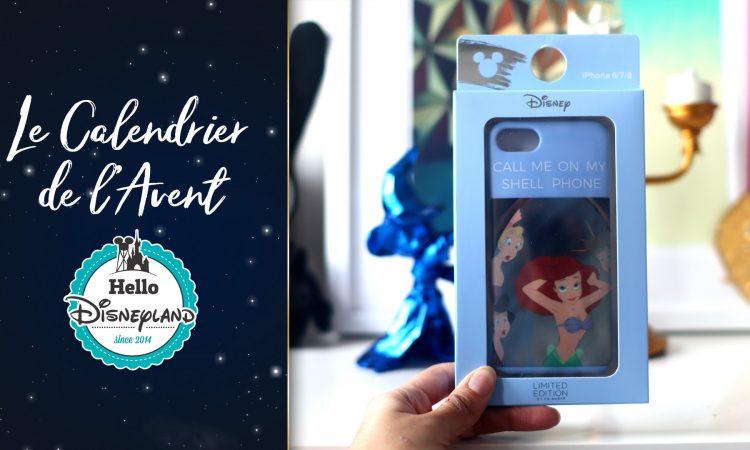 Calendrier de l'avent Hello Disneyland : coque iPhone