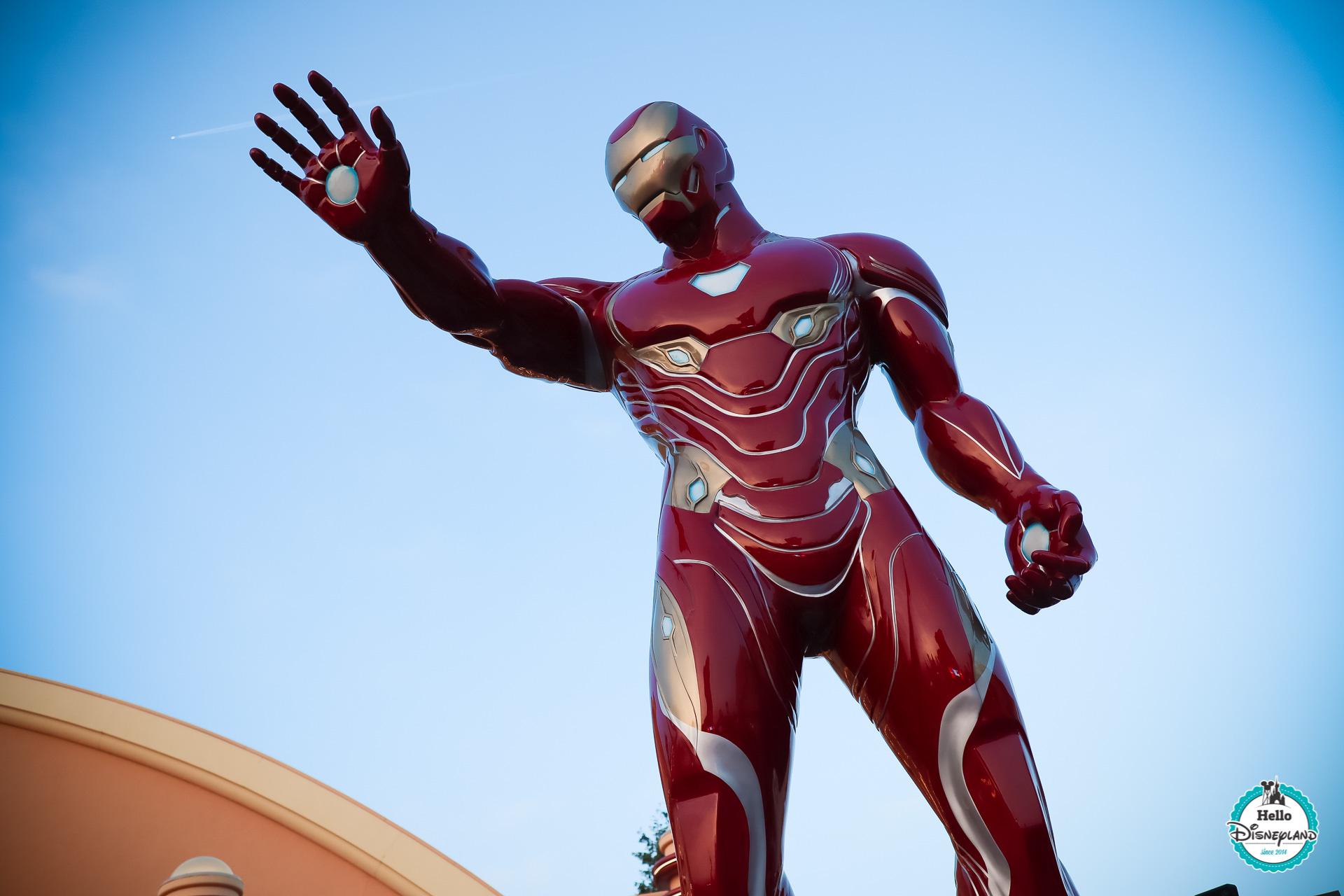 saison Marvel en 2020 à Disneyland Paris