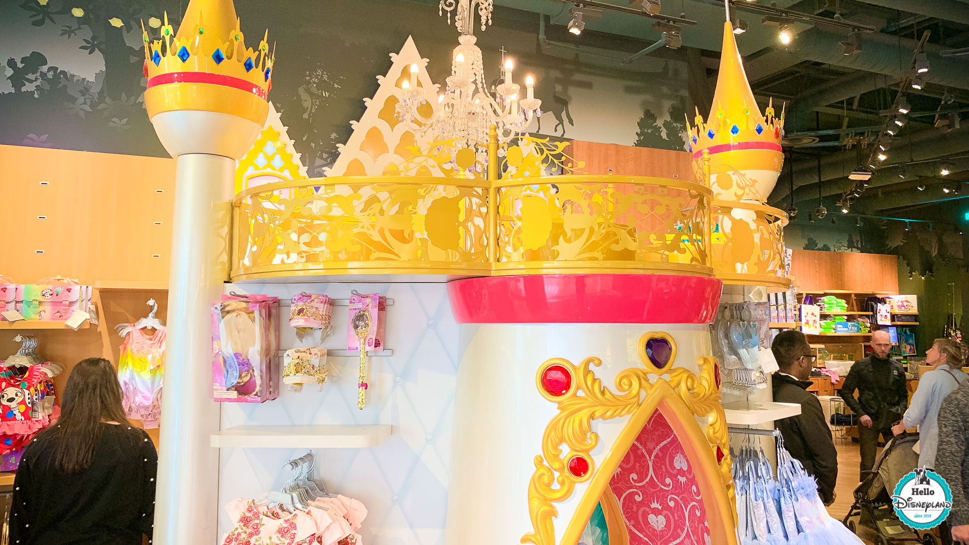 Fermeture Disney Store Lyon Part Dieu
