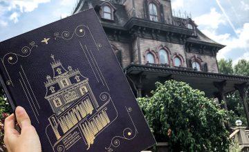 Phantom Manor-livre