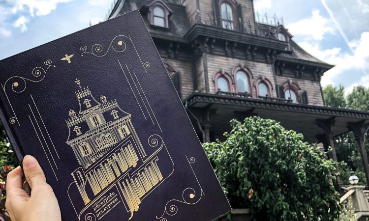 Phantom Manor-livre