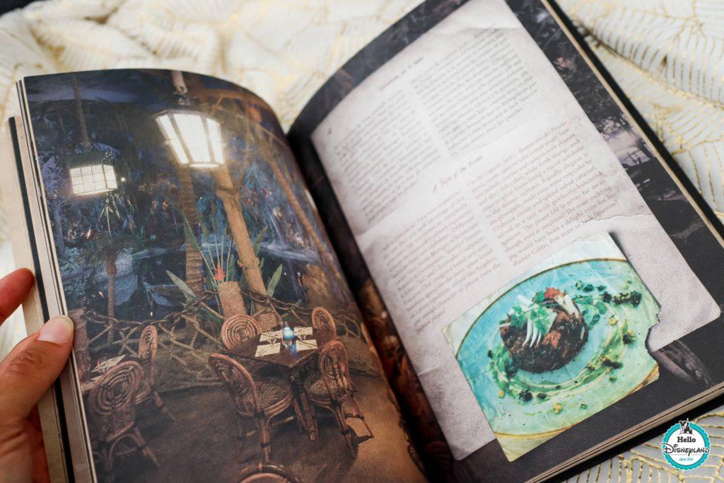 Les livres attractions de Disneyland Paris pirates des caraibes
