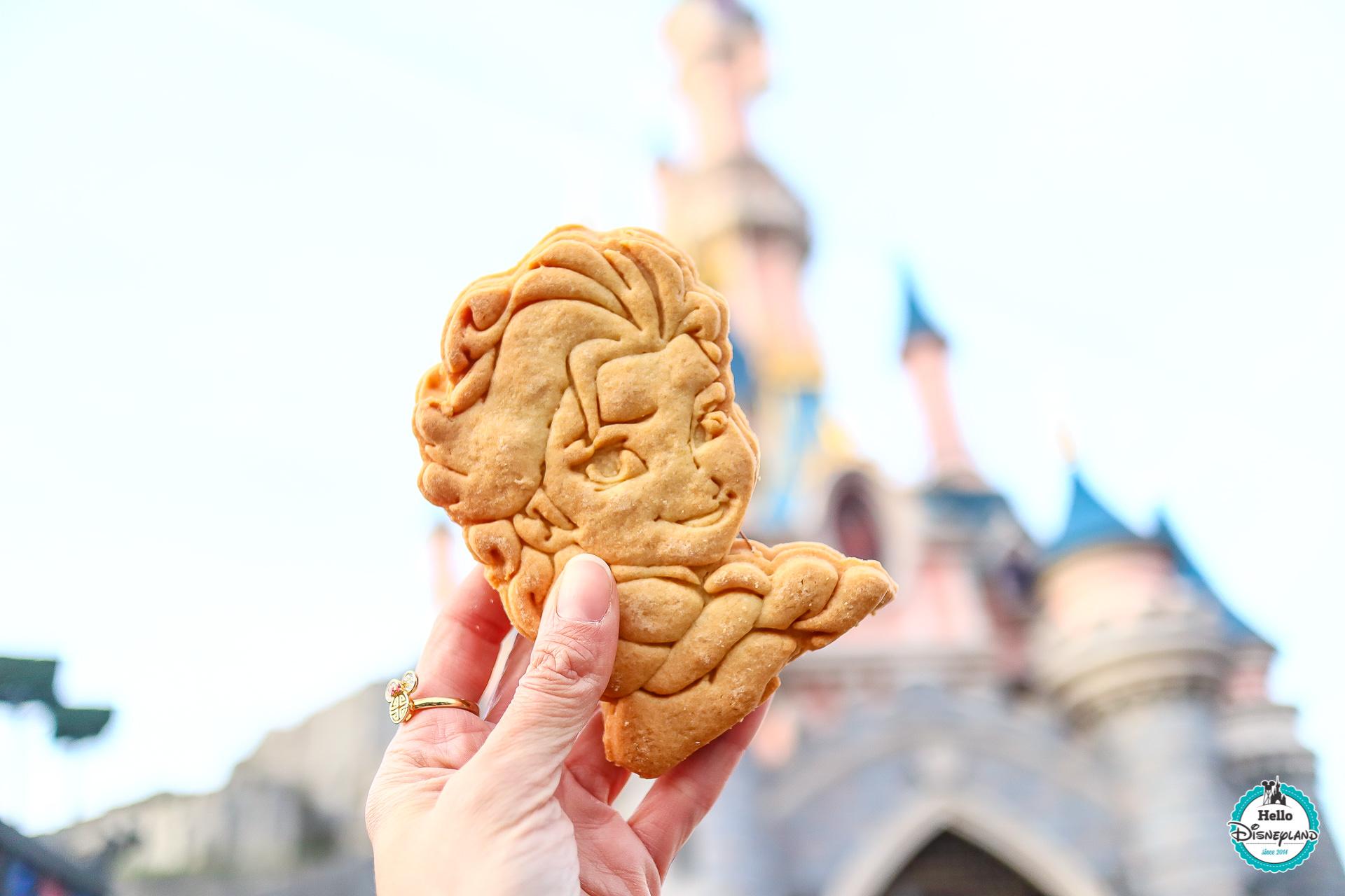 Snack Reine des Neiges Disneyland Paris