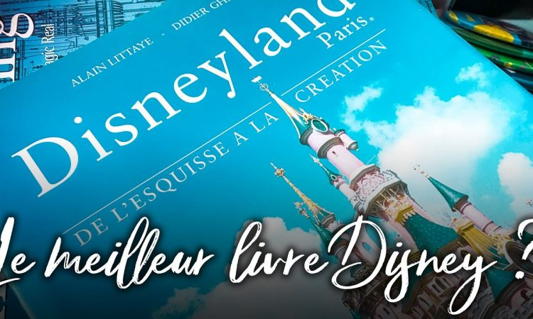disneyland-paris-esquisse-livre
