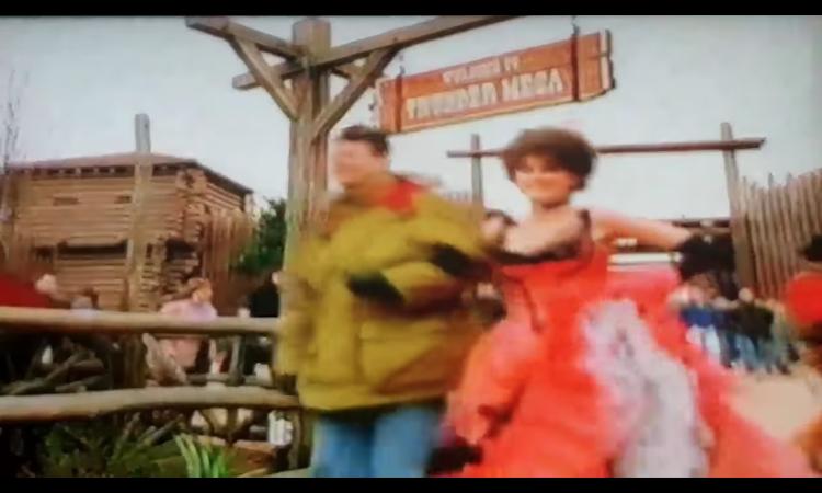 Disneyland PAris 1992 ouverture Frontierland