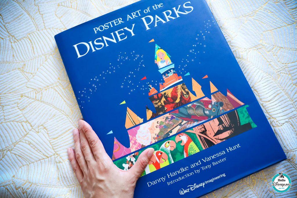 Un livre sur les posters d'attractions Disney ? Poster Art of the Disney Park