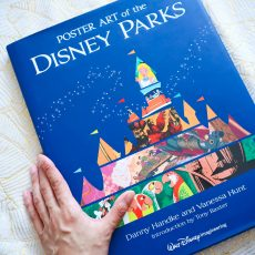 Un livre sur les posters d'attractions Disney ? Poster Art of the Disney Park