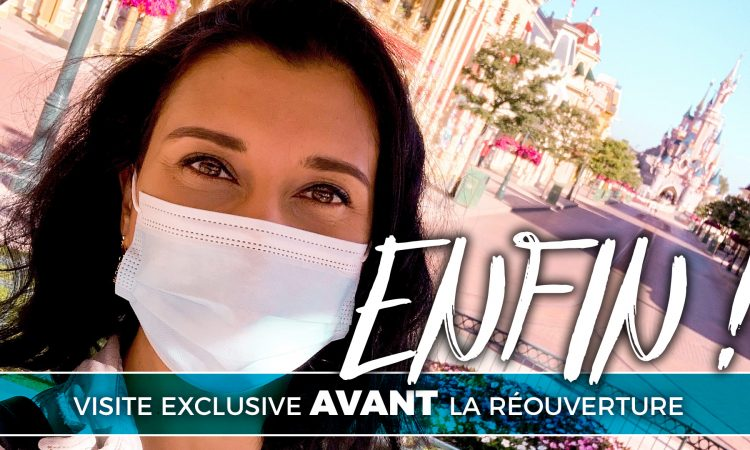 vlog-hello-maureen-reouverture-disneyland-paris-avant-premiere