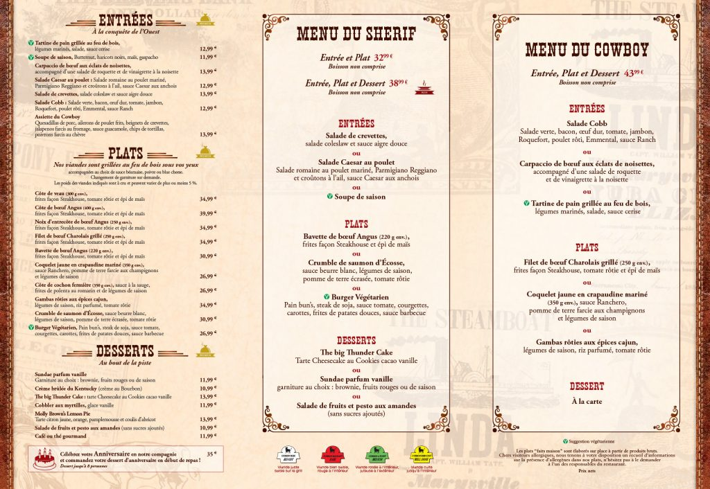 menu-disneyland-paris-2020-silver-spur