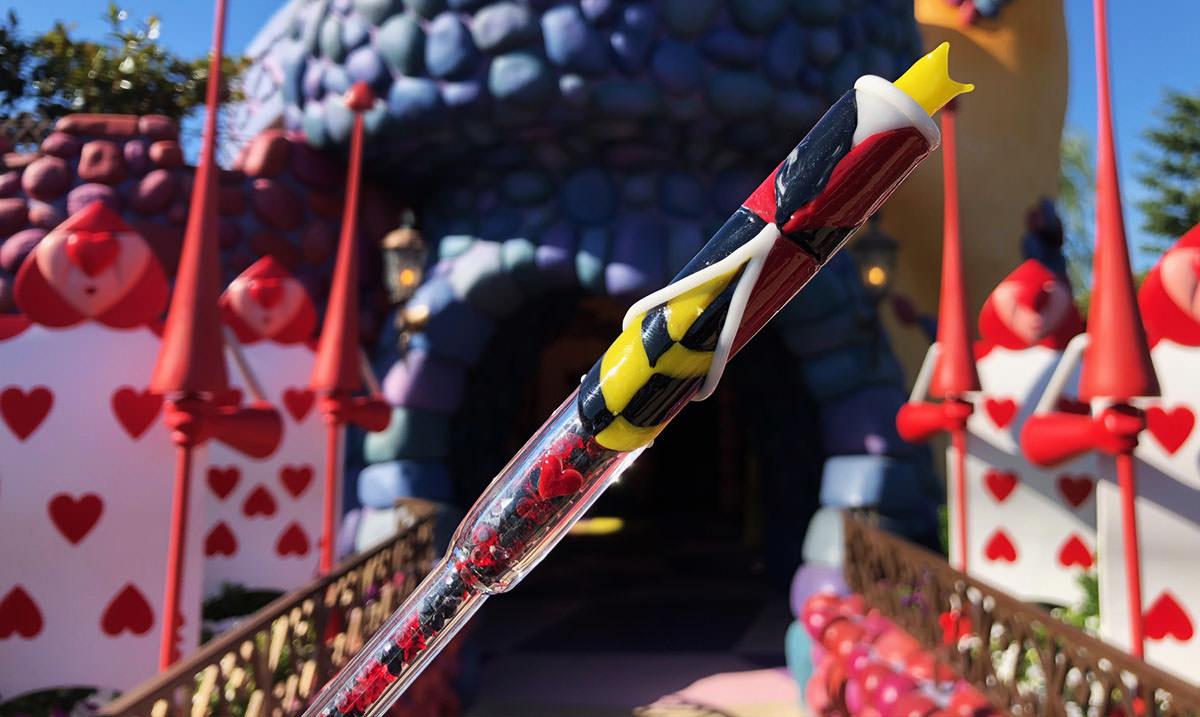10 octobre : Baguette Reine de Coeur Arribas à Disneyland Paris