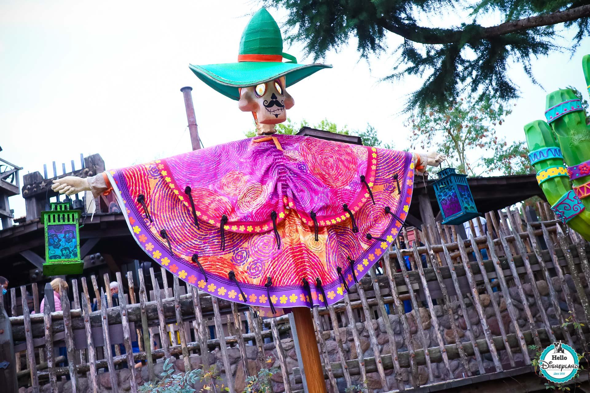 Halloween 2020 Disneyland Pris avis