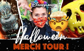halloween 2020 disneyland Paris