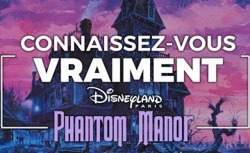 histoire phantom manor disneyland paris