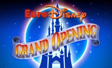 ceremonie d'ouverture disneyland paris 1992 emission television