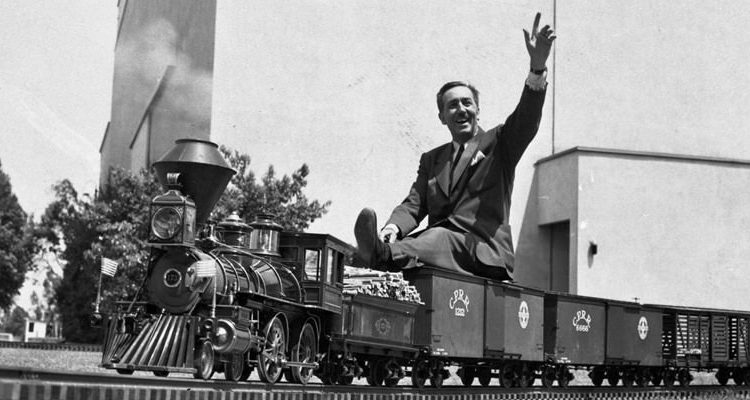 Disney et les Trains - Une
