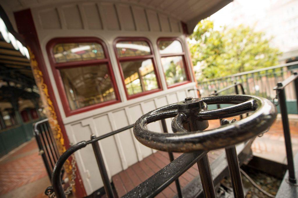 Disney et les trains
