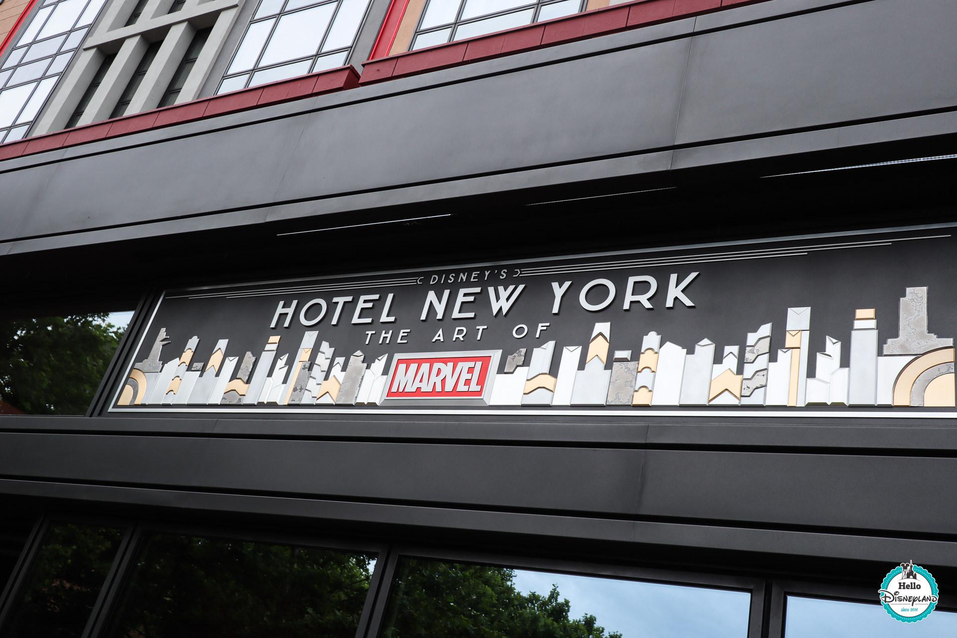 Disney Hotel New York - The Art of Marvel-432